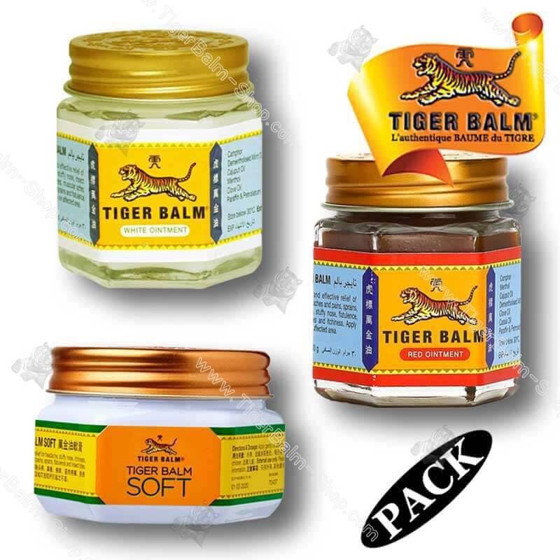 Discovery balm pack Tiger Balm